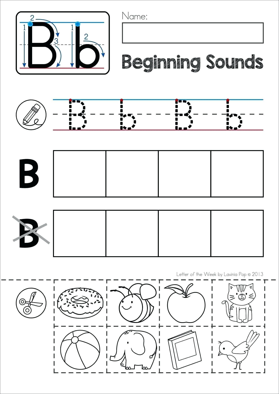 Letter Sound Worksheets In 2020 Beginning Sounds Worksheets Letter Recognition Worksheets Kindergarten Letters