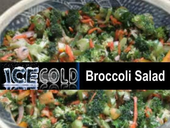 Broccoli Salad http://www.momspantrykitchen.com/broccoli-salad.html