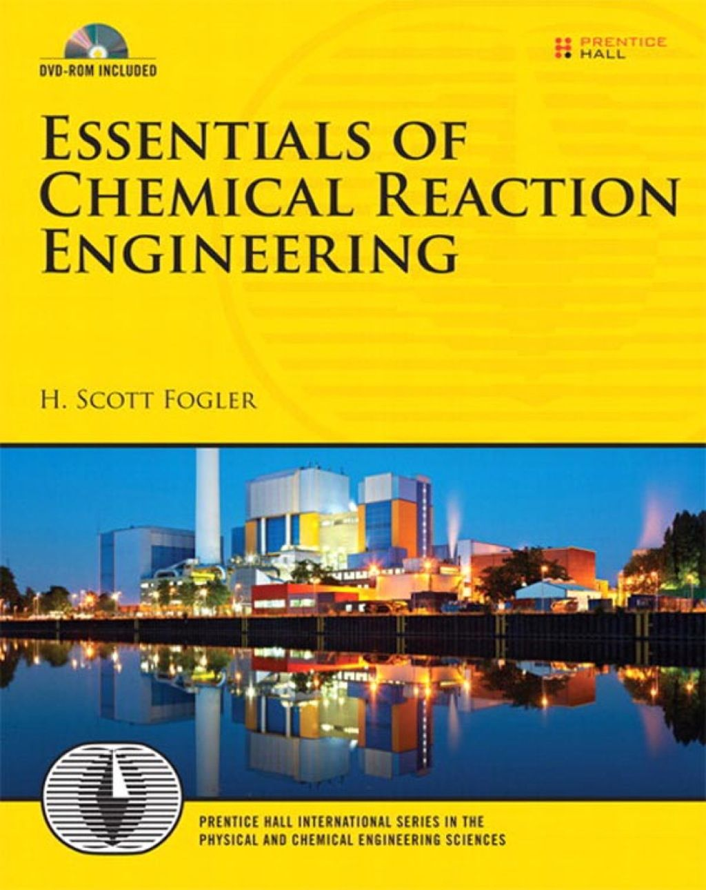 Essentials Of Chemical Reaction Engineering Ebook Engineering