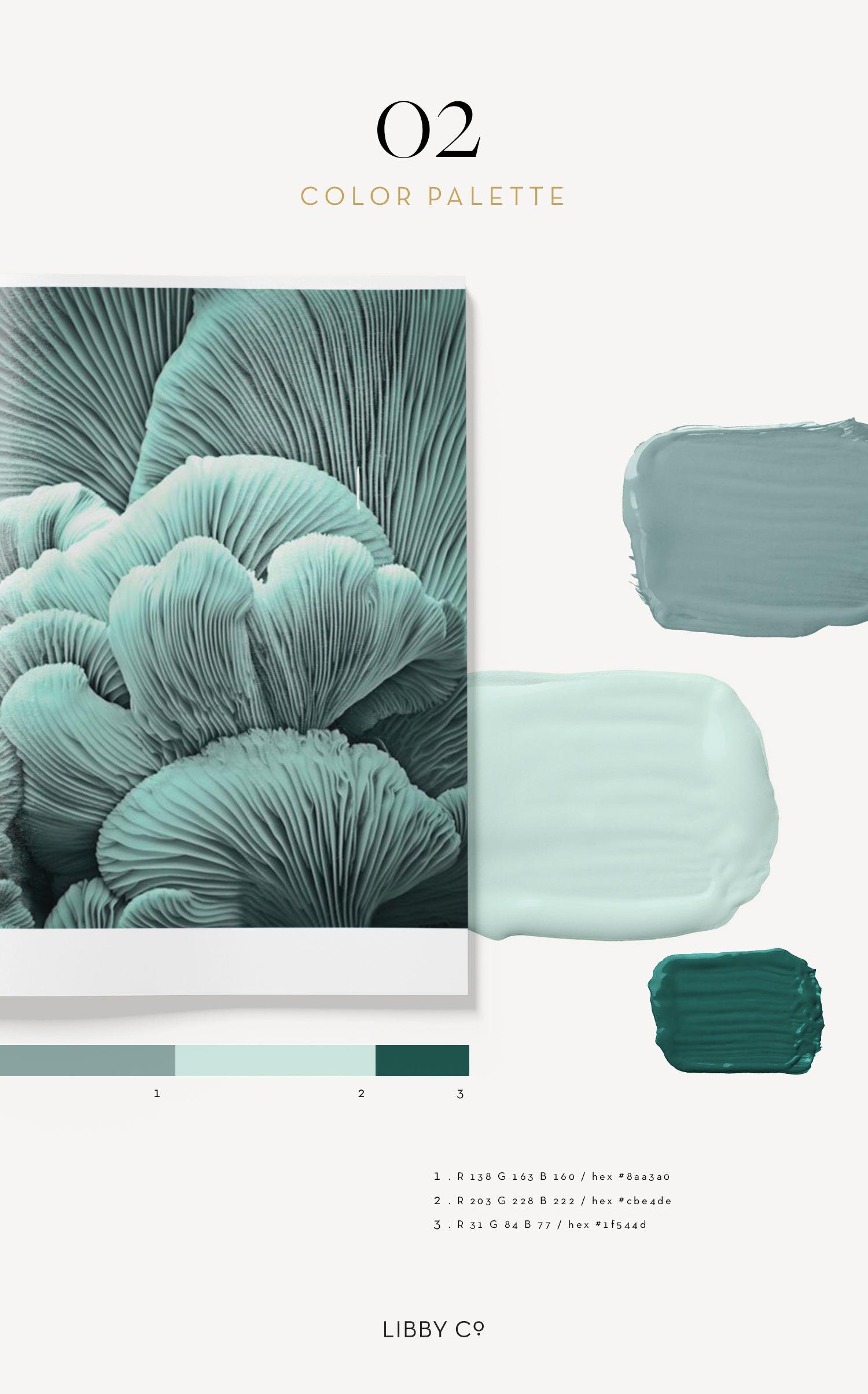 July Color Palette Calming Blue Greens Green Colour Palette