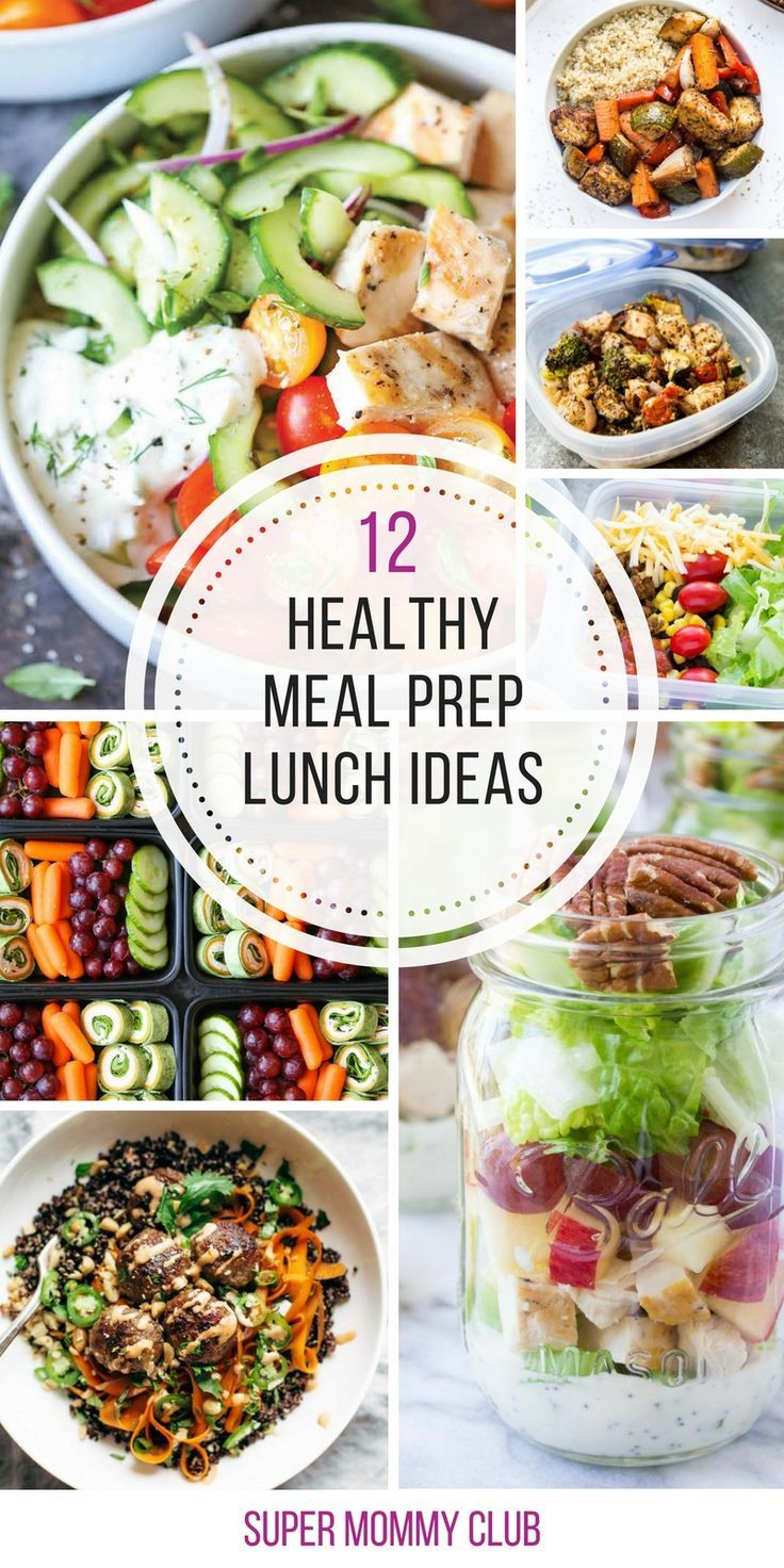 12 Meal Prep Lunch Ideas That Put Sandwiches To Shame!