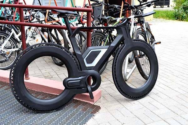 The Ebike 2025 Is A Concept Electric Bike With Futuristic Design