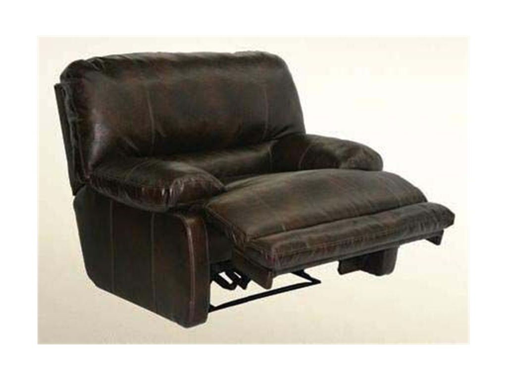 robinson and leather sofa karlstad cover ikea catnapper furniture living room extra wide cuddler