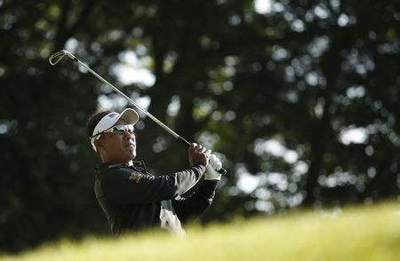 Golfer Thongchai says army training prepared him for French Open win
