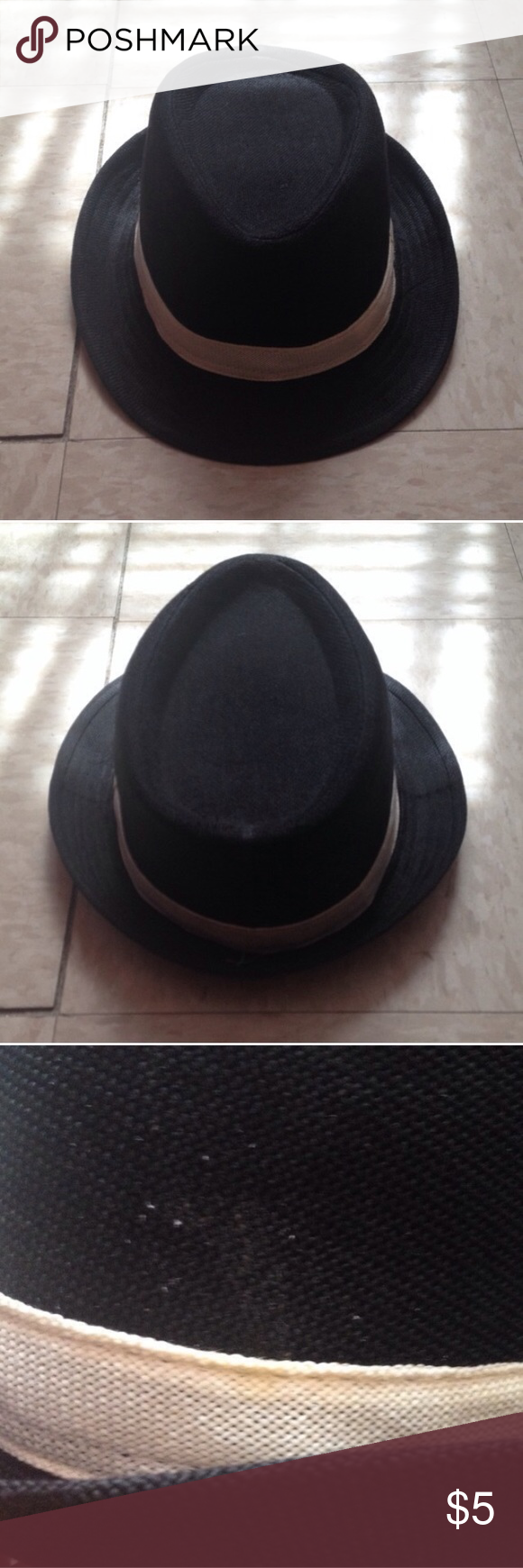 Fedora The only imperfection is a mark on the back. BDG Accessories Hats