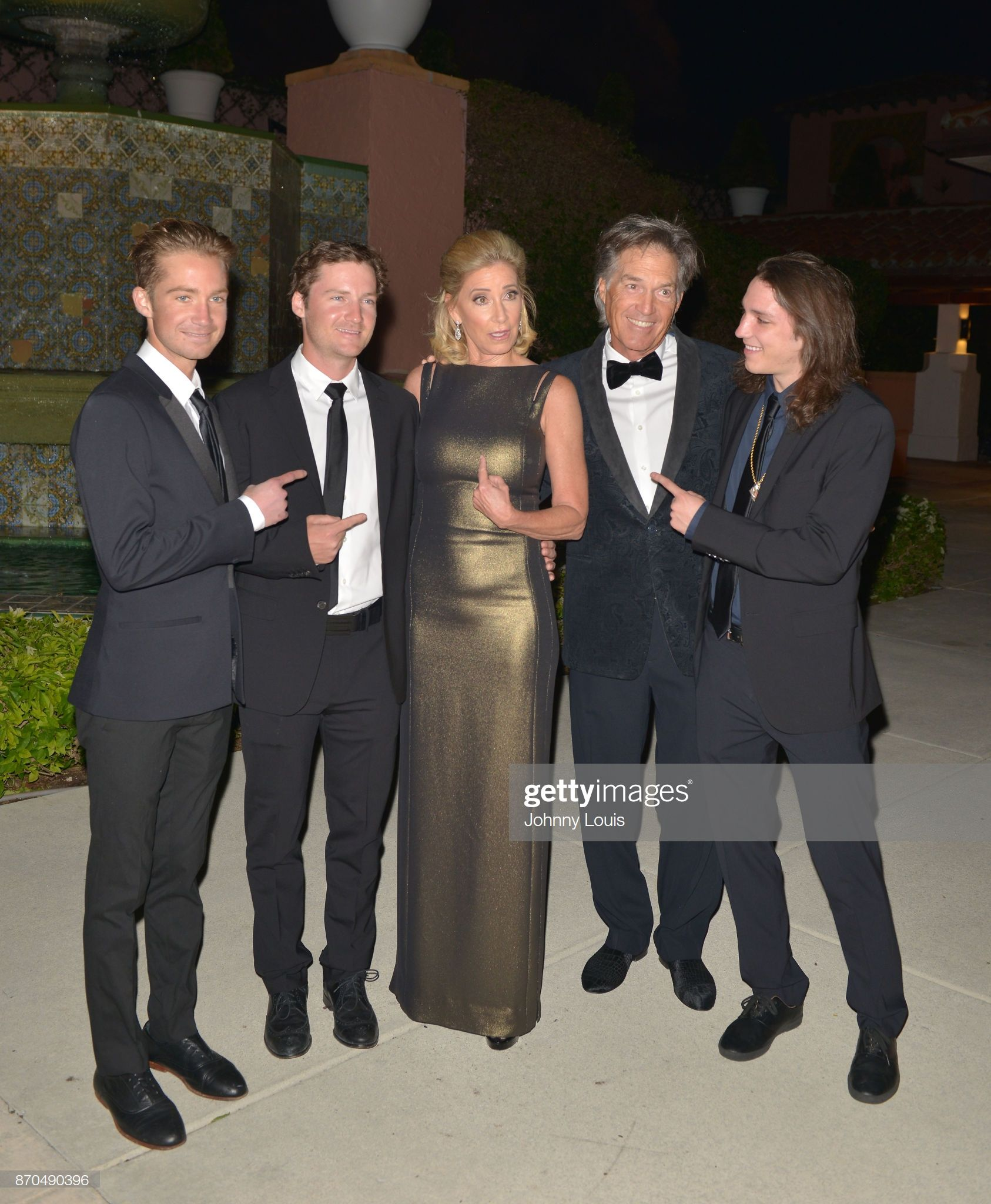 Alex Mill Nicky Mill Chris Evert Andy Mill And Colton Mill Attend In 2020 Chris Evert Chris Andy