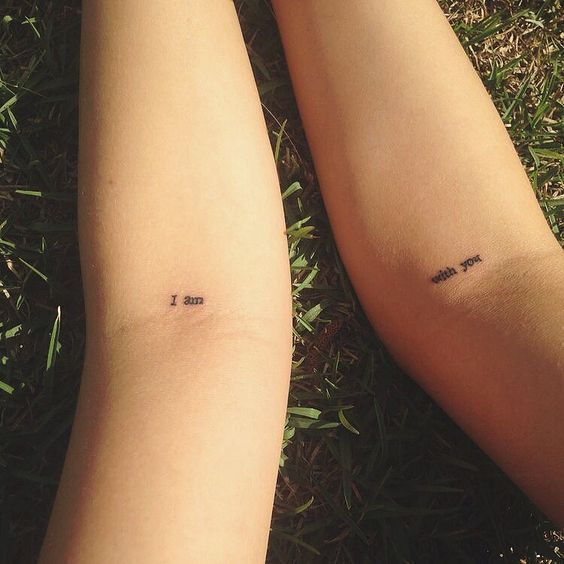 Photo of #special#small#couple#tattoos#lovers#yogoodlife 75 Special Small Couple Tattoos …