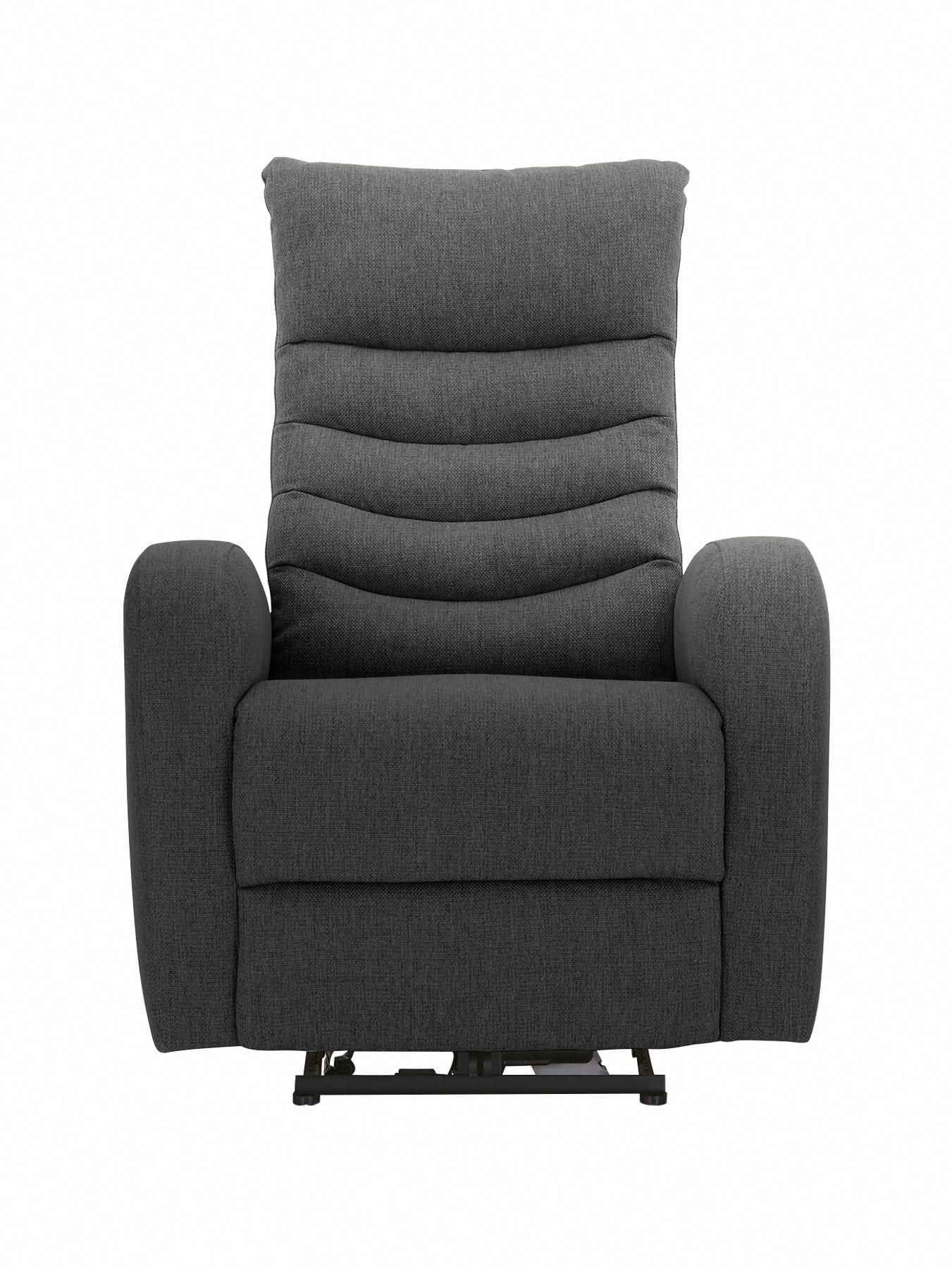 armless chair uk swing zara song ella electric recliner very co electricchair chairs
