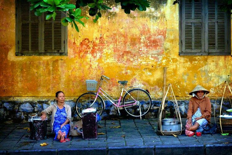 Street life, HoiAn, Vietnam