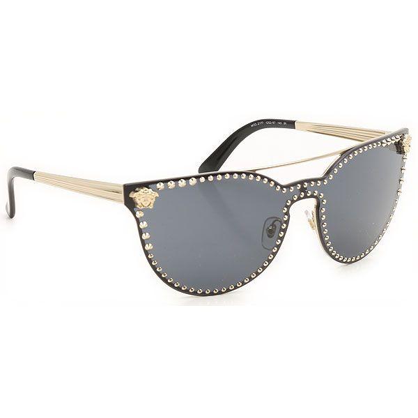 522ecbe3c98fe Óculos de Sol Gianni Versace são da última coleção e estão disponíveis na Loja  Online.