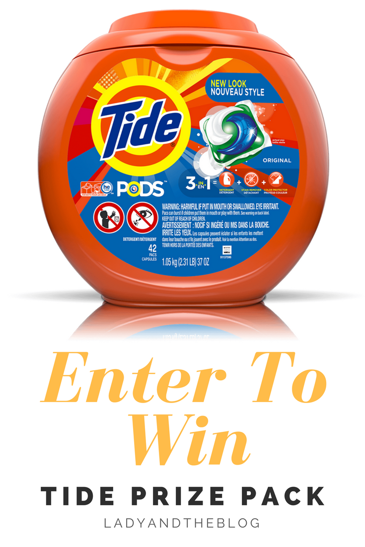 Enter To Win Tide Pods Prize Pack Tide Pods Win Enter To Win
