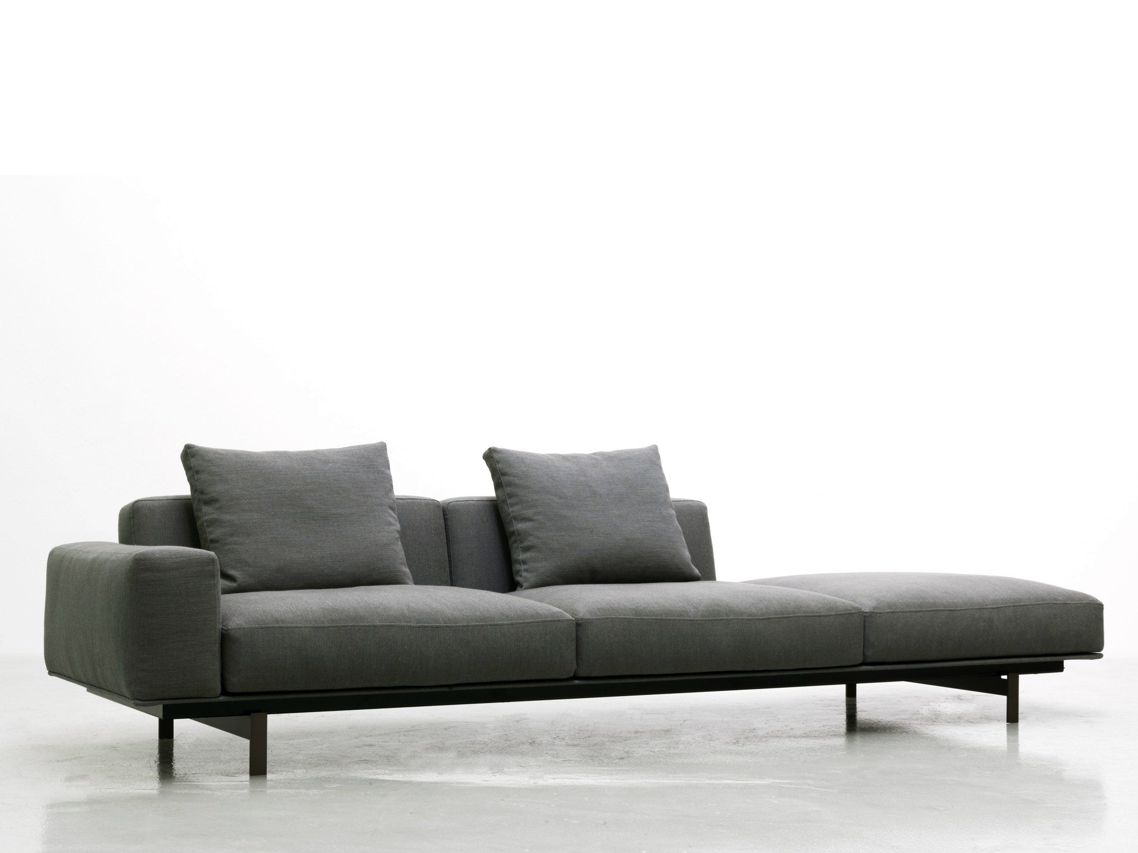 yard sofa by francesco rota for lema | contemporary style, style ... - Angolo Chaise Whistler Grigio