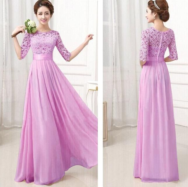 Bridesmaid dress patterns pictures