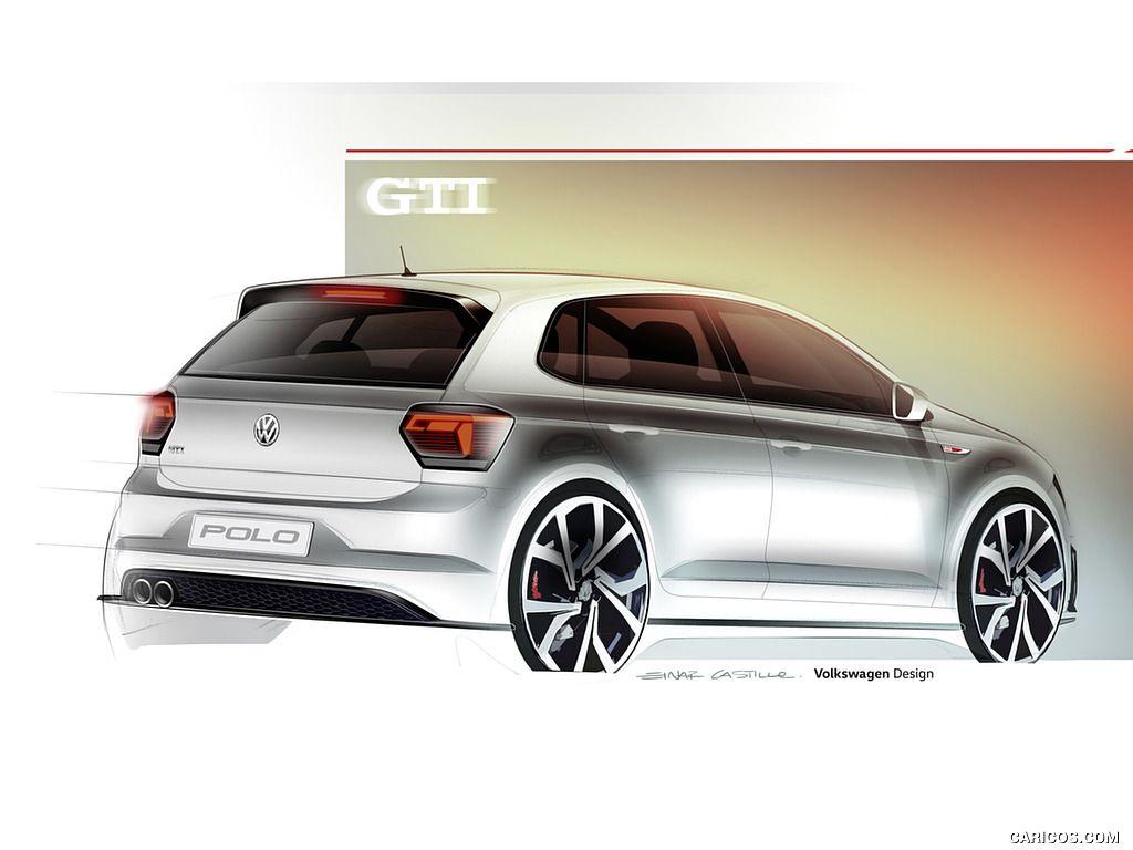 2018 Volkswagen Polo GTI Wallpaper  adcc439f9cb