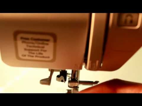 How To Thread The Project Runway Brother CE40PRW Sewing Machine Mesmerizing Brother Project Runway Sewing Machine Ce1100prw