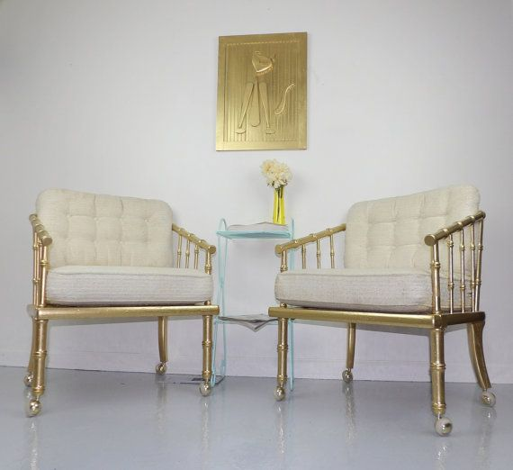 The King And Queen Of Chairs. These Are Insane! For Sale In My Shop