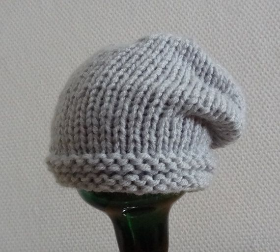 Newborn Hipster Hat  Baby Fall Winter Hat  ANY by IfonBabyLand, $15.00