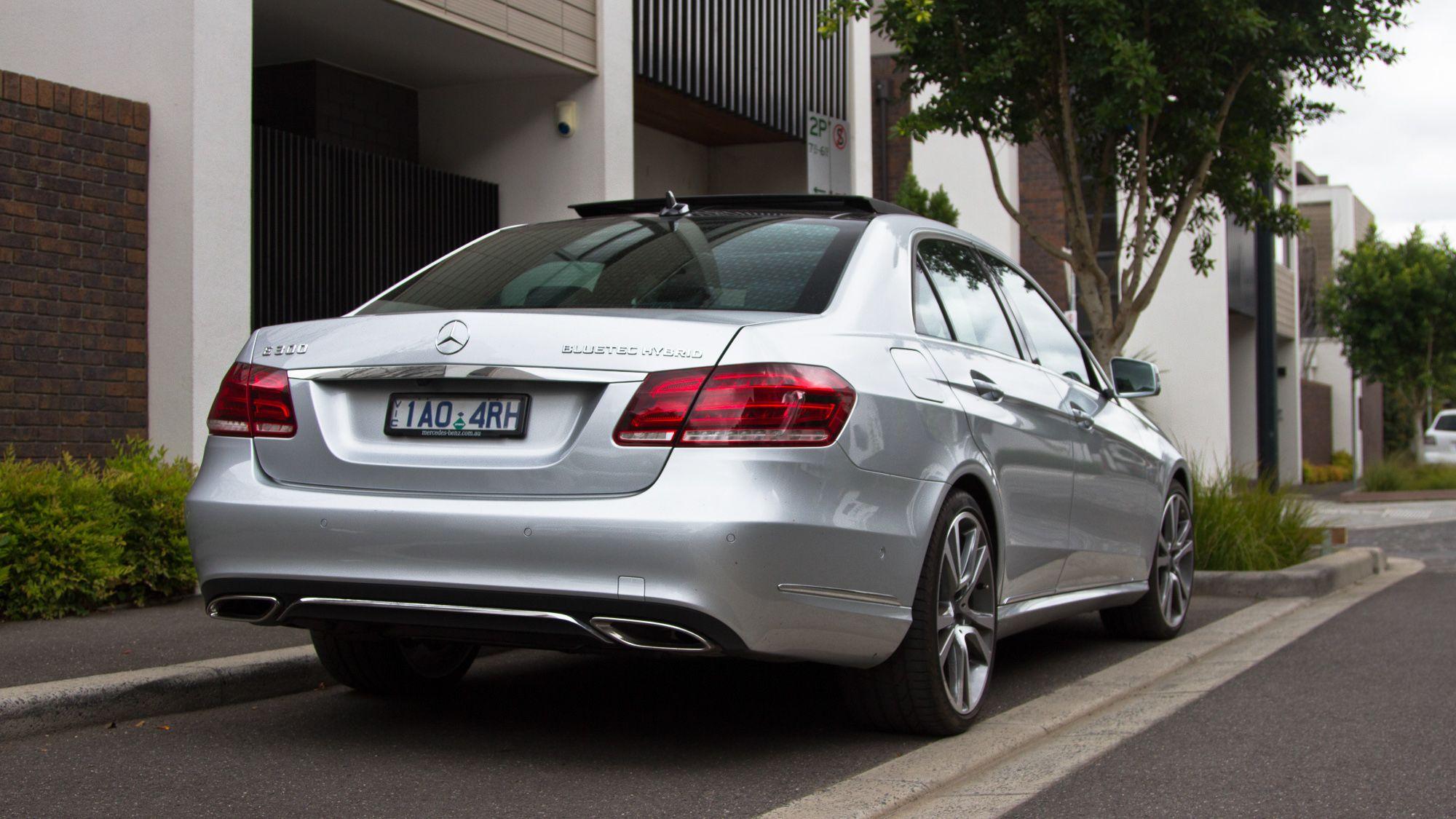 Mercedes-Benz E300 Bluetec Hybrid Review - http://www.caradvice.com.au/315910/mercedes-benz-e300-bluetec-hybrid-review/