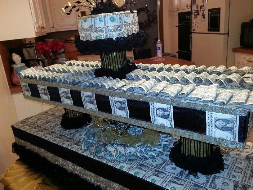 Money Cake Money Cake Money Cake Money Trees Sweet
