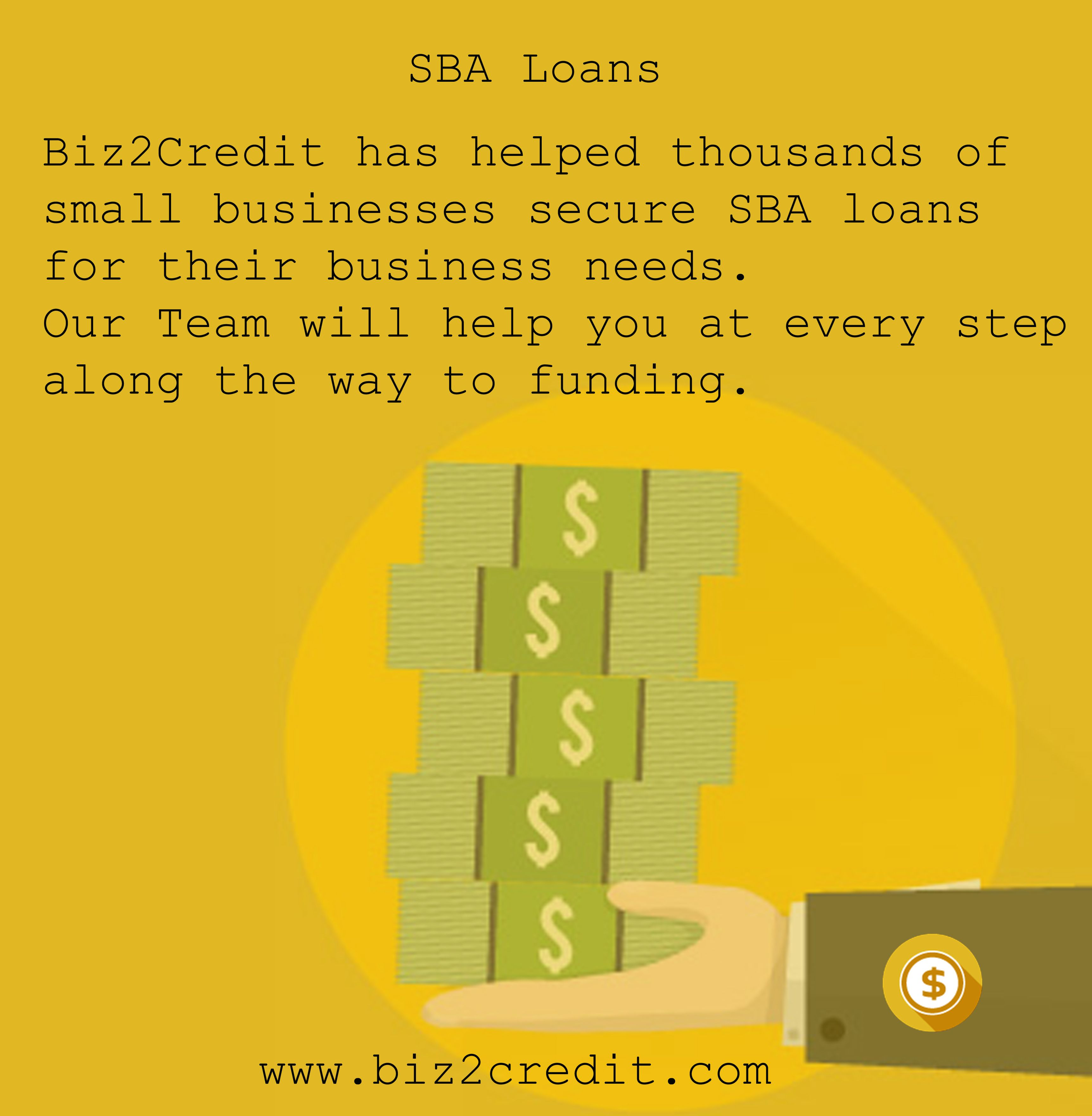 The Small Business Administration Sba Has A Number Of Loan Programs Designed Specifically For Small And Medium Small Business Loans Sba Loans Business Loans