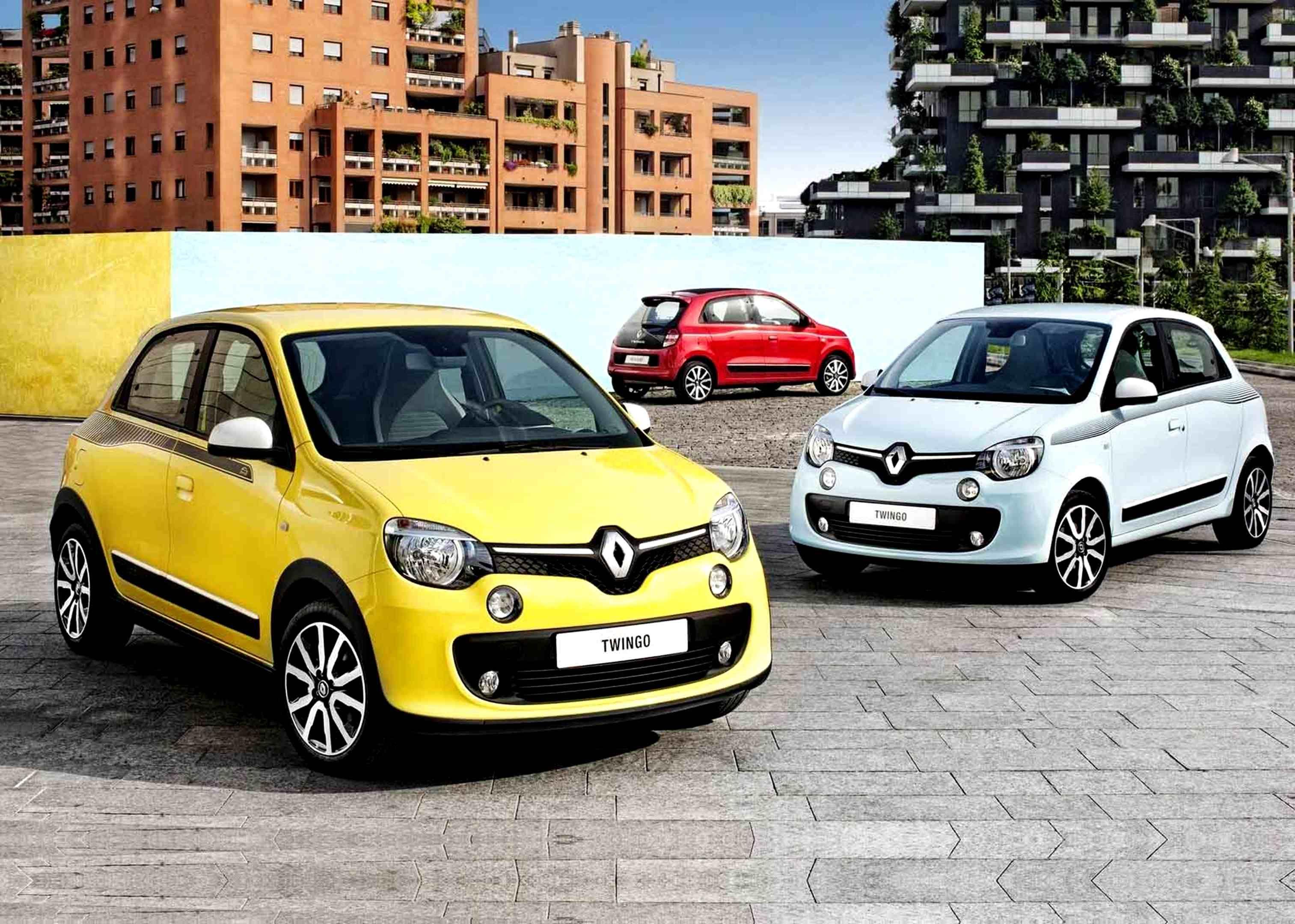 2015 Renault Twingo Car Wallpapers 2015 Renault Twingo Renault