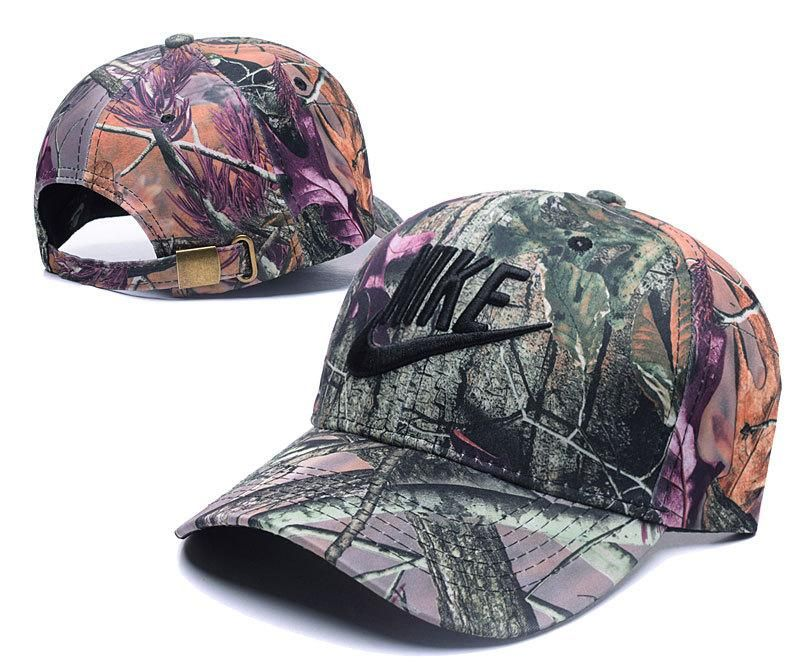 finest selection d74fd 47d61 ... new style mens womens nike futura icon logo real tree camo adjustable  baseball hat camo black ...