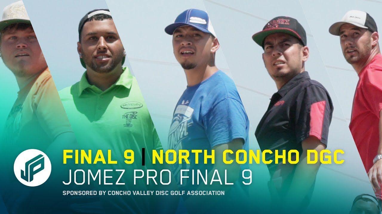 Jomez Pro Final 9 San Angelo Tx Finals Golf Videos Disc Golf
