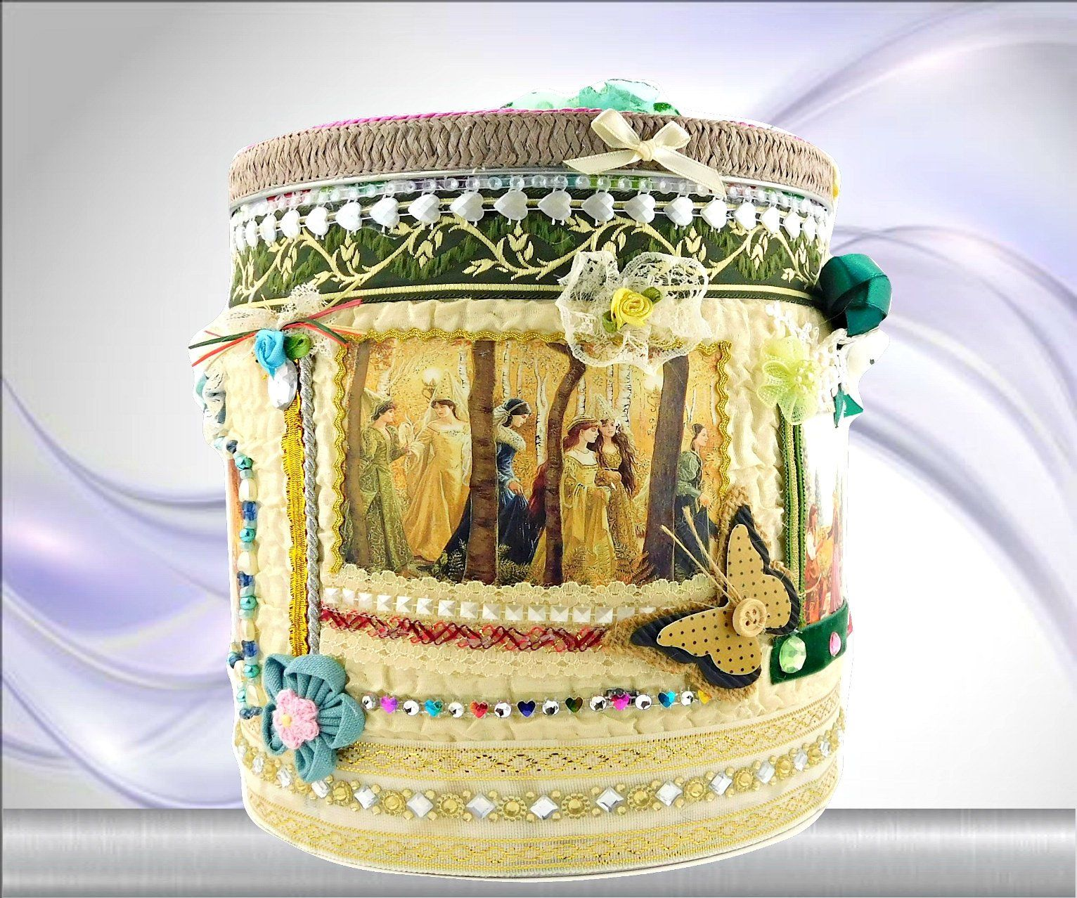 Birthday gift box for girls 12 dancing princesses etsy