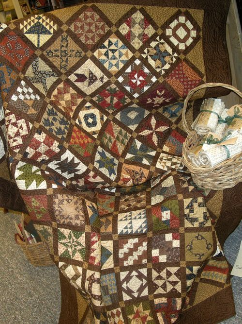 Country Sampler Quilts Sampler Quilts Farmers Wife Quilt Quilts