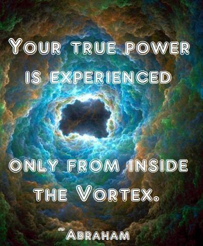 """O teu verdadeiro poder é experimentado somente quando estás no centro do """"furacão"""""""