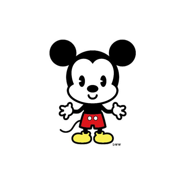 Disney Cuties Clipart Galore Liked On