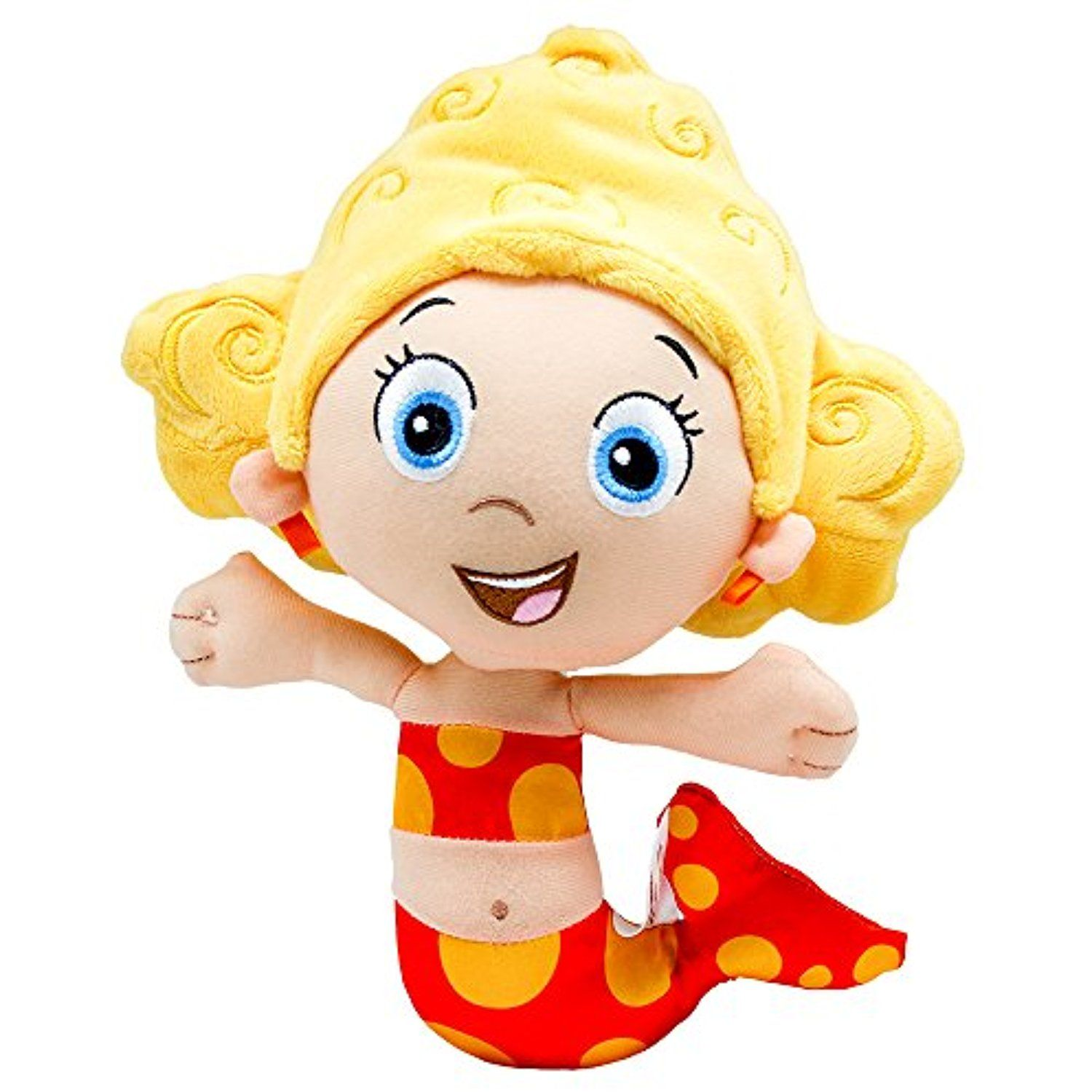 Bubble Guppies- Deema Plush -- You can get more details by clicking ...