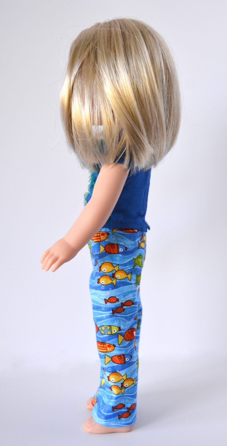 playdate pants side view | free WellieWisher sewing pattern | Free ...