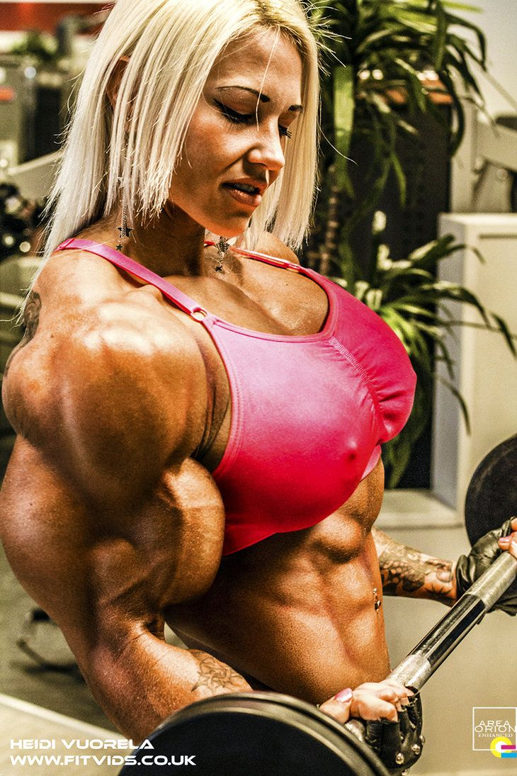 She just keeps growing bigger and stronger Muscles Pinterest Muscles Female muscle and