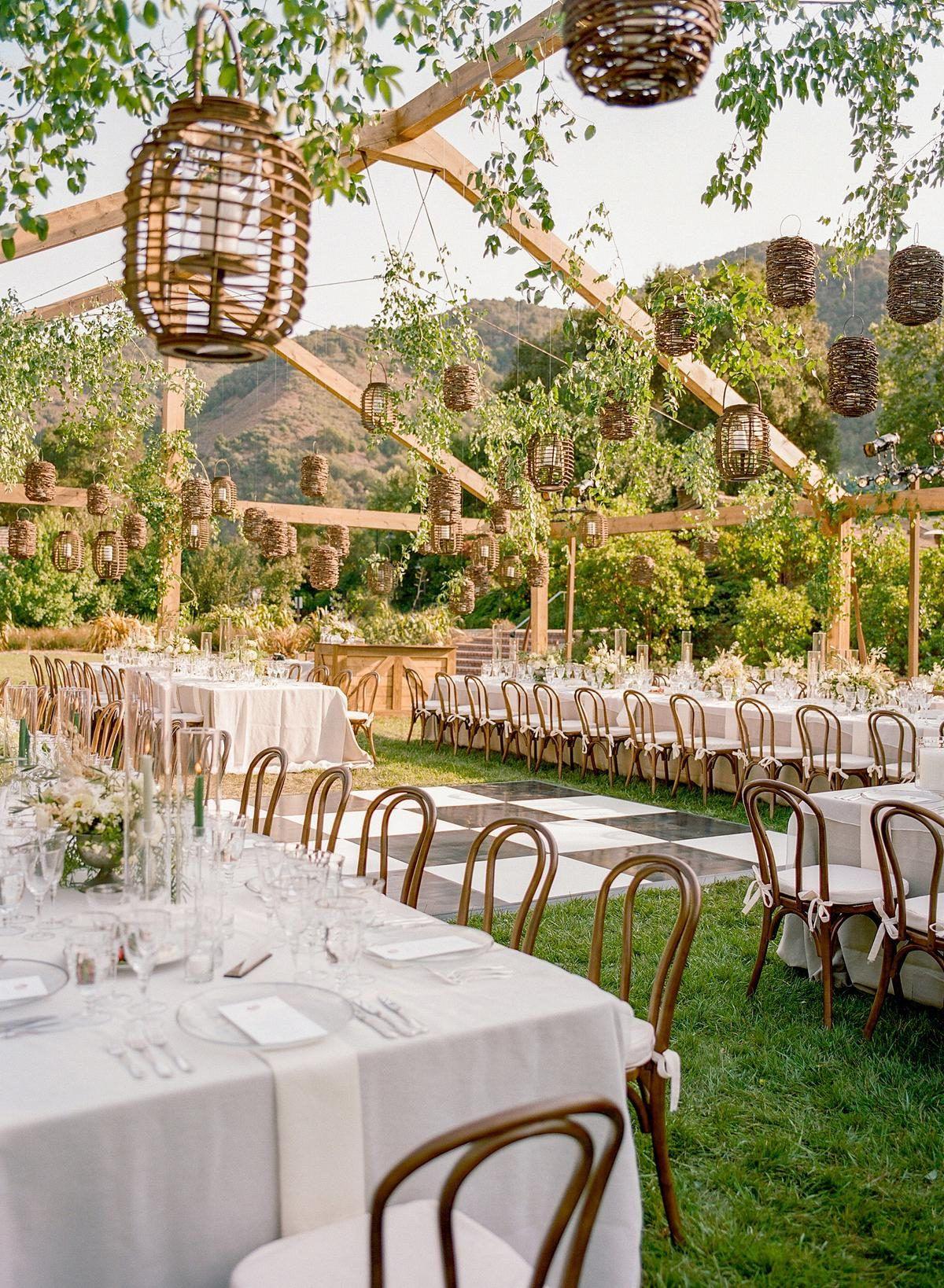 Enchanting Secret Garden Wedding at Gardener Ranch in 2020