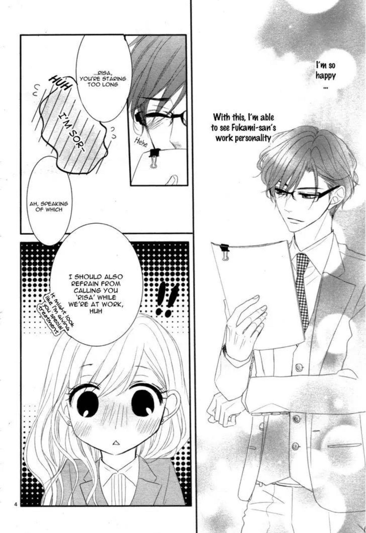 Pin by Animemangaluver on Coffee and Vanilla Manga