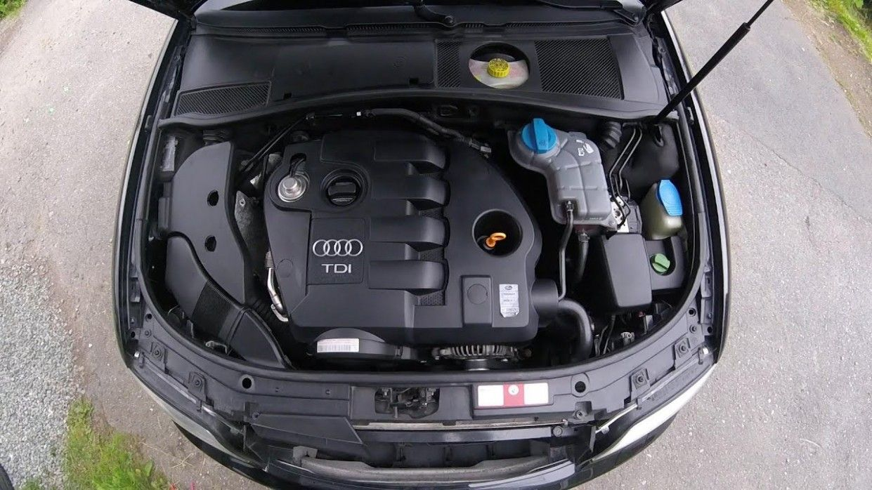 Audi A7 Engine Bay Diagram di 2020Pinterest