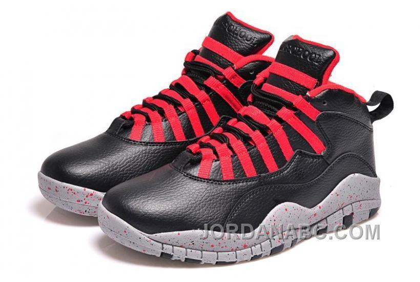Air Jordan 10 Black 742 Cheap
