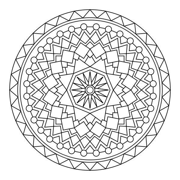 Free Printable Mandala Coloring Pages Mandala Coloring Pages Mandala Coloring Books Mandala Coloring