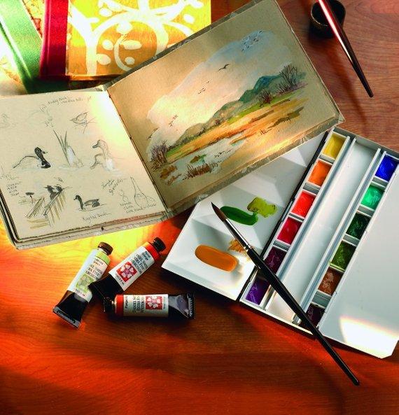 Daniel Smith Potter S Pink Pinkcolor Watercolor Paint 15ml Paint
