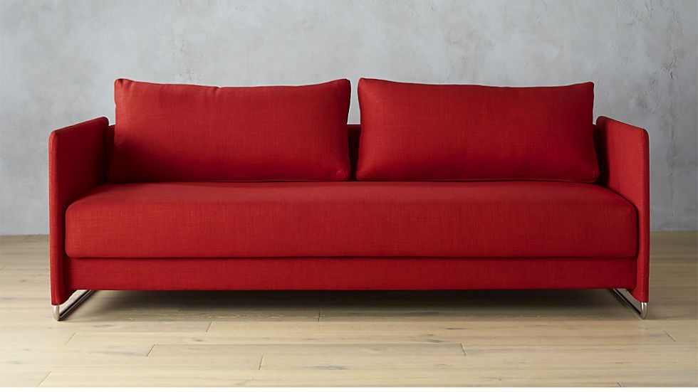 9 Grown Up Futons With Modern And Sophisticated Style Sleepers That Aren T A Total Snooze