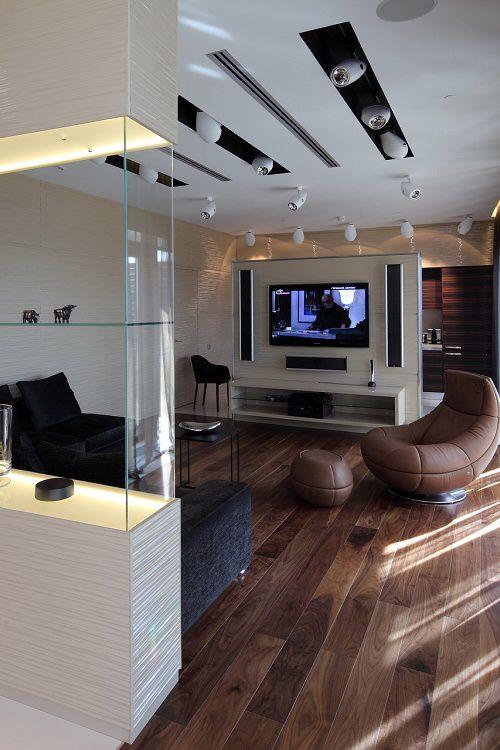Penthouse Apartment Interior, Luxury Apartments