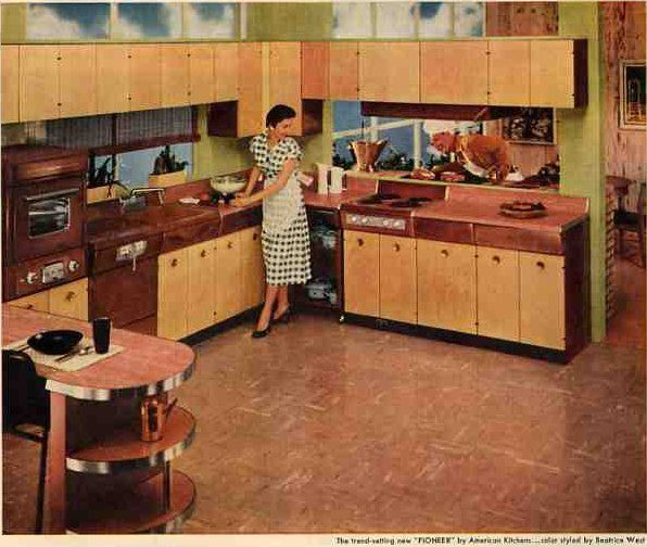 10 Best Images About Loewy American Kitchens On Pinterest