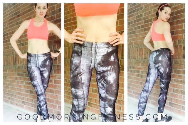 Carbon38 & Zara Terez Fitness Tights - Review!