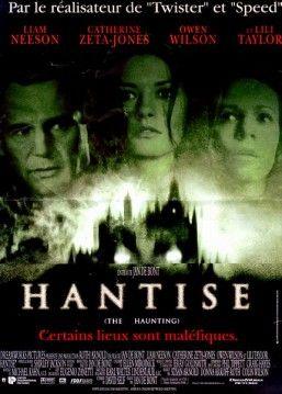 Affiches Hantise The Haunting De Jan De Bont 1998 Film Liam Neeson Film Streaming