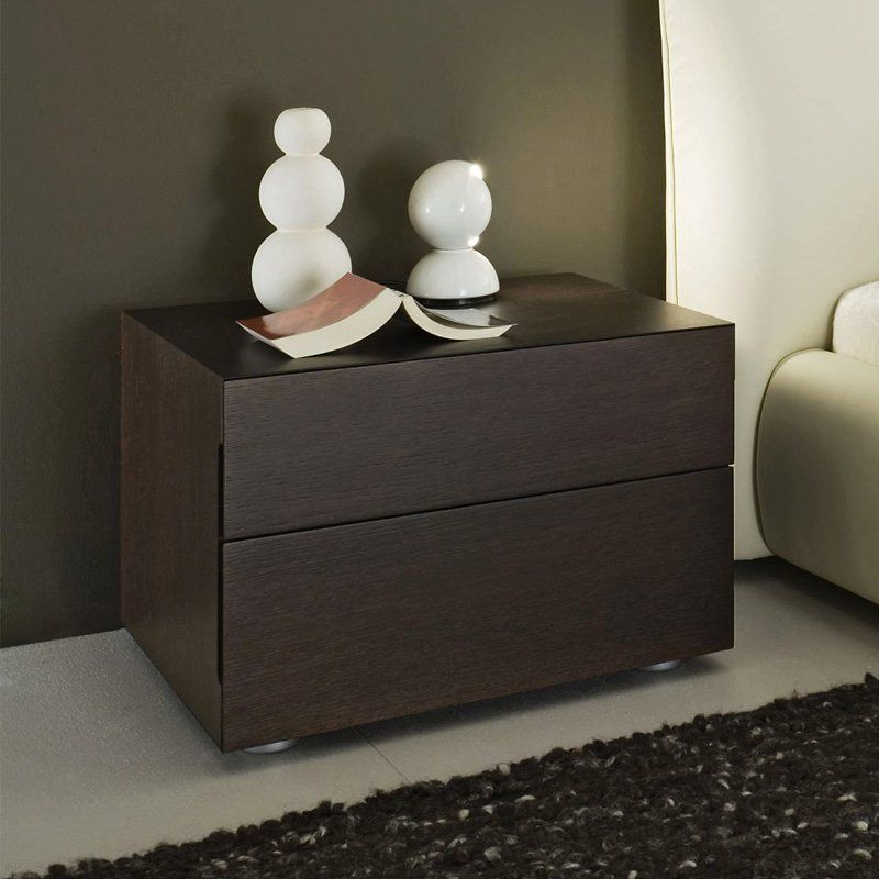 Sound Wenge Nightstand.