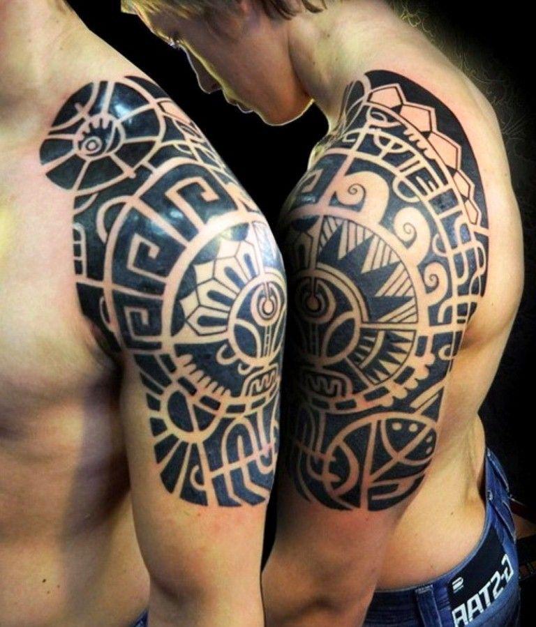 Maori Half Sleeve Tattoo: Half Sleeve Tattoos For Men