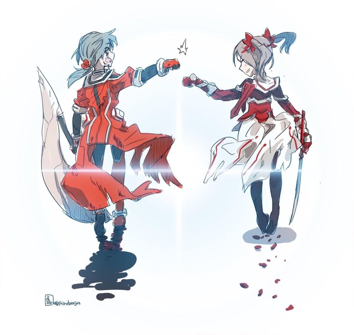 Ghim của Eng Ther trên Cô gái phép thuật madoka Cô gái