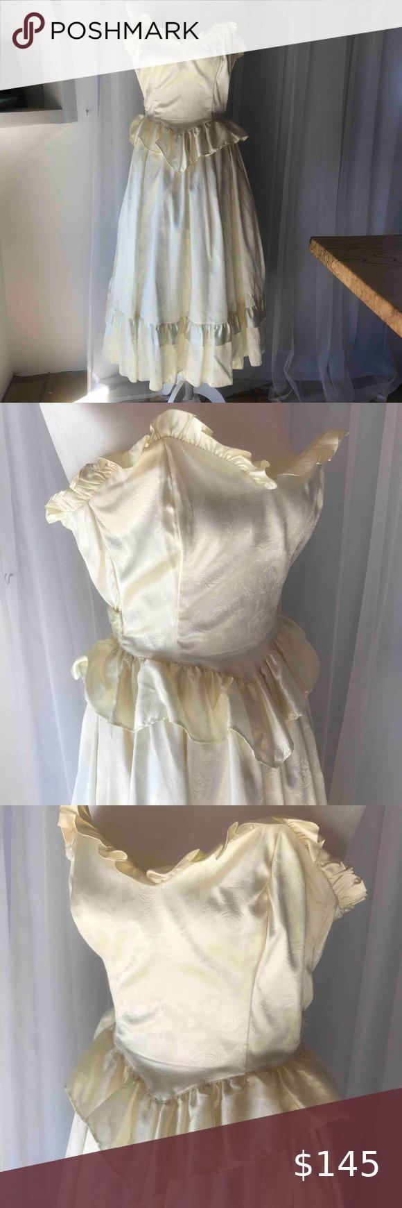 Gunne Sax Vintage 80s Prom Dress Vintage Gunne Sax Dress 80s Prom Dress Prom Dresses [ 1740 x 580 Pixel ]