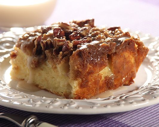Easy bake bread pudding recipes